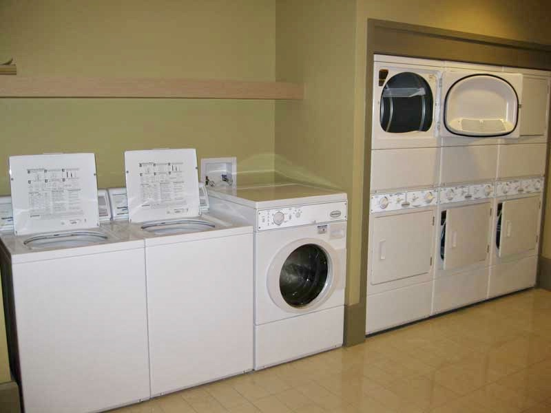 Public laundry facilities
