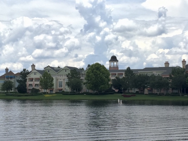 Congress Park as seen from Disney Springs