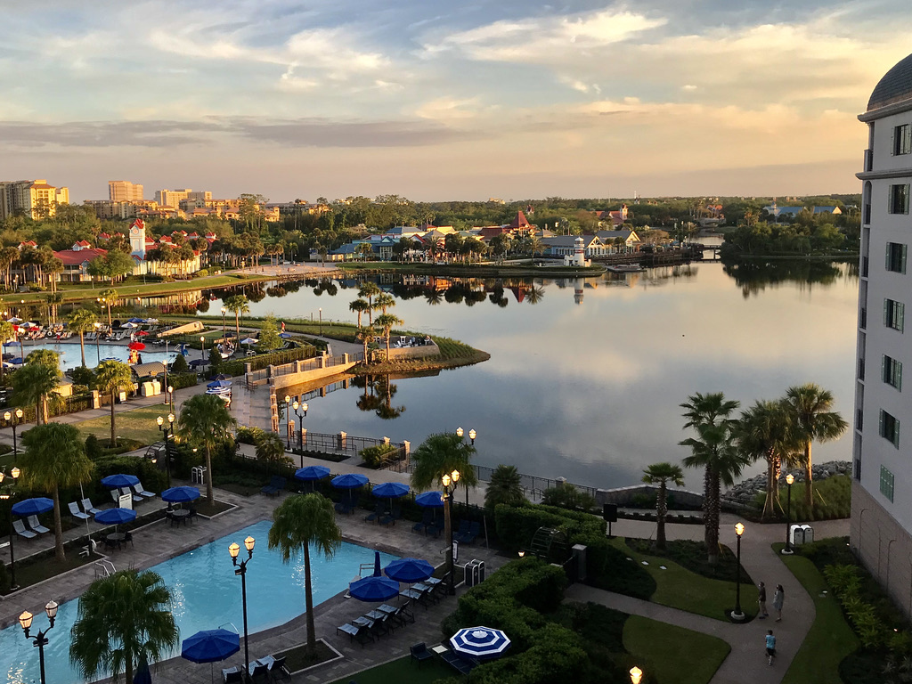Disney's Riviera Resort Skyline