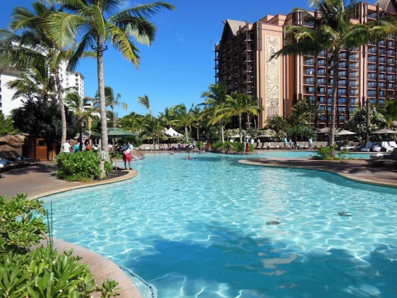 mt_ignore: Aulani Pool