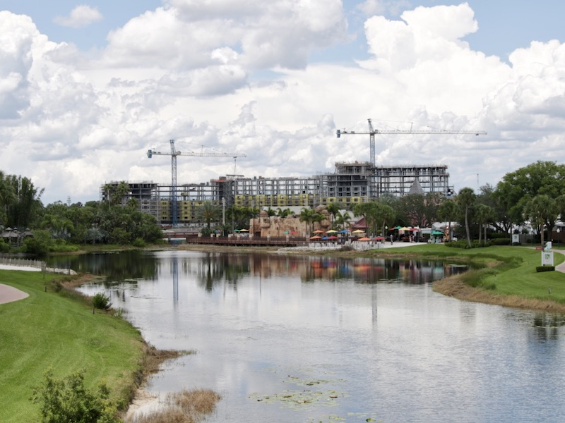 Disney Receives Timeshare License For Riviera Resort