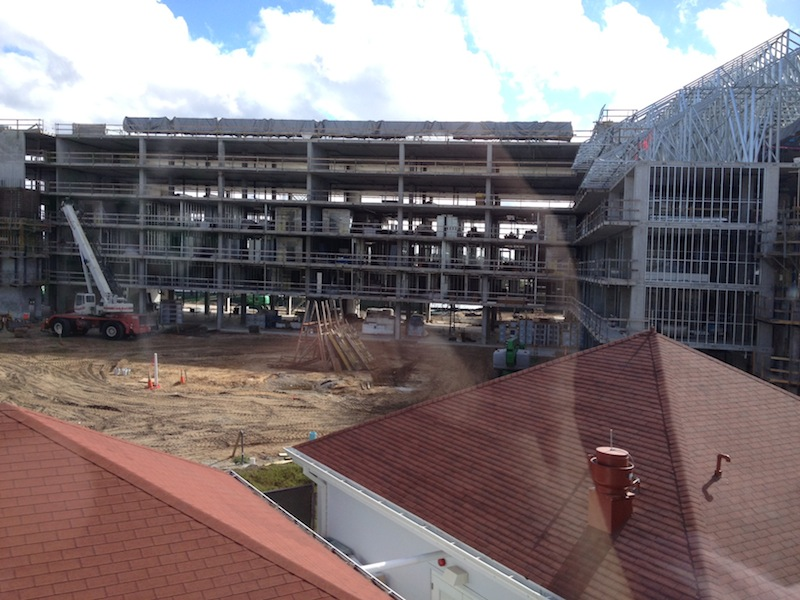 Construction images - December 2012