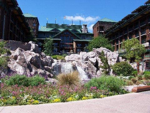 Wilderness Lodge